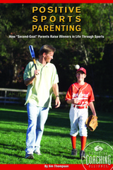 Positive Sports Parenting book cover