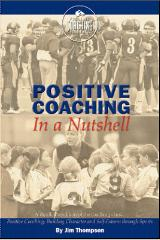 Positive Coaching in a Nutshell book cover