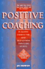 Positive Coaching book